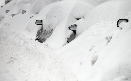 USA - Rekord śniegu w Bostonie, w 30 dni spadło 183 cm białego puchu 3