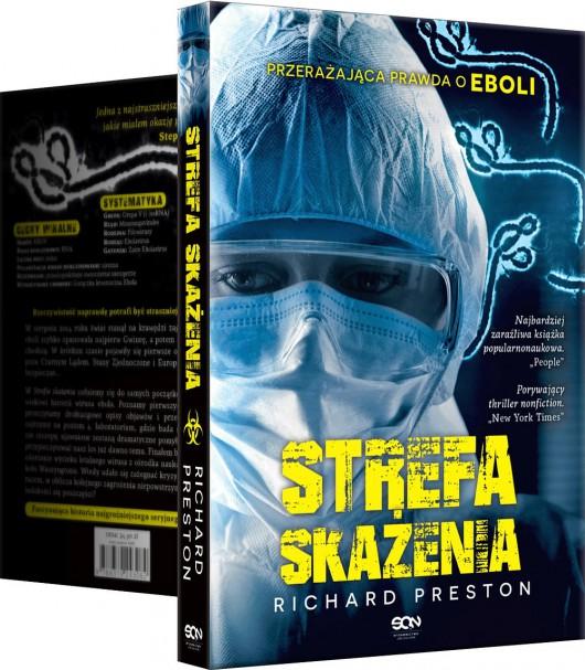 Wirus Ebola - Książka