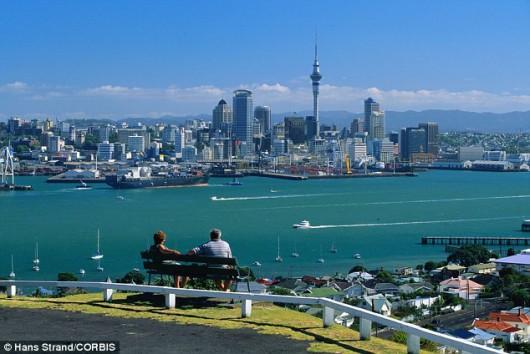 Auckland, Nowa Zelandia