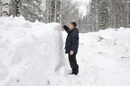Bułgaria - Śniegu coraz więcej, prawie 70 tysięcy gospodarstw bez prądu 2