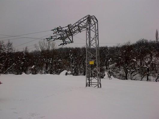Bułgaria - Śniegu coraz więcej, prawie 70 tysięcy gospodarstw bez prądu 7