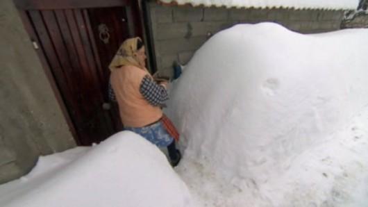 Bułgaria - Śniegu coraz więcej, prawie 70 tysięcy gospodarstw bez prądu 8