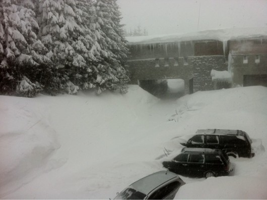 Bułgaria - Z powodu śniegu wprowadzono stan wyjątkowy, 848 miast bez prądu