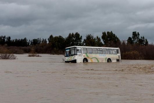 Chile - Ulewne deszcze na pustyni Atakama, która jest najsuchszą pustynią świata 7