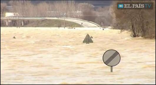 Hiszpania - Powódź 2