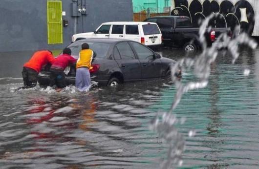 Hiszpania - Powódź 3