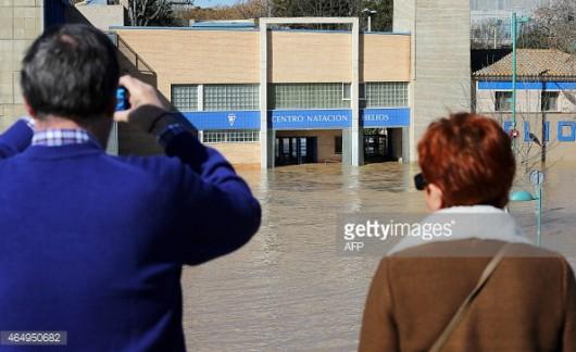 Hiszpania - Powódź