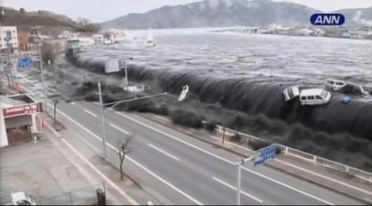 Japonia - Tsunami z 2011 r