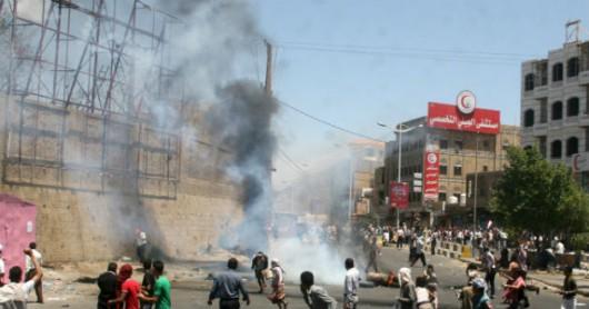 Jemen - Coraz większy chaos z powodu walki o władzę 3