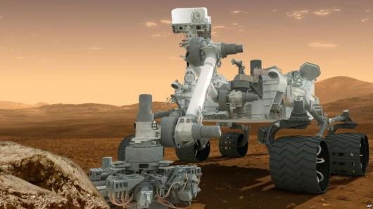 Mars -  Łazik Opportunity pokonał dystans 42 kilometrów 3