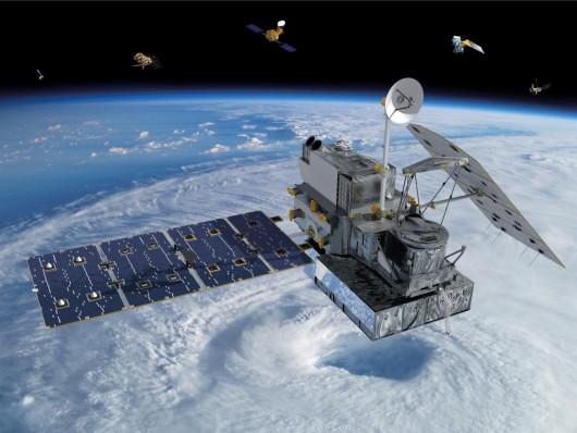 NASA w ciągu roku wystrzeliło w kosmos pięć nowych satelitów obserwacyjnych