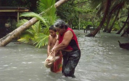 Potężny cyklon zbliża się do archipelagu Vanuatu 2