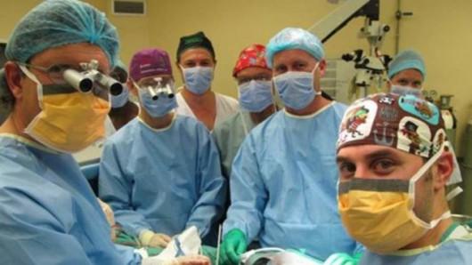 RPA - Udał się pierwszy na świecie przeszczep penisa