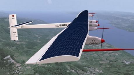 Solar Impulse 2 a