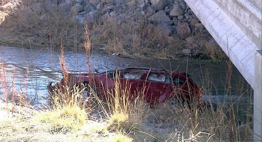 Spanish Fork, USA - 1.5-roczna dziewczynka została znaleziona po 14 godzinach od wypadku