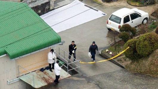 Sumoto, Japonia - Mężczyzna nożem zabił pięć osób