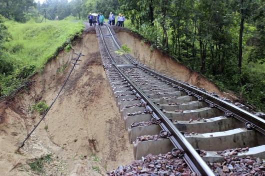 Tajlandia - Załamanie pogody i powódź na północy kraju 3