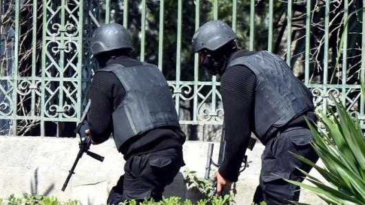 Tunezja - Około 40 osób rannych po zamachu w Muzeum Bardo w Tunisie 1