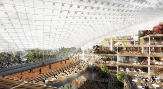 USA - Tak będzie wyglądał nowy kampus Google w Mountain View 2