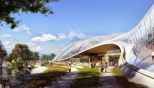 USA - Tak będzie wyglądał nowy kampus Google w Mountain View