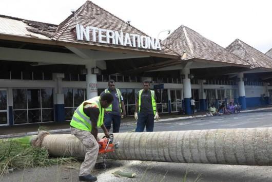 Vanuatu po cyklonie 05