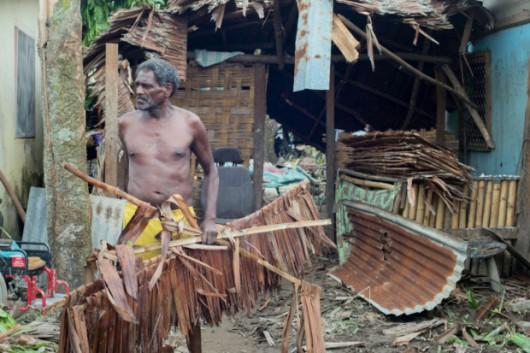 Vanuatu po cyklonie 12