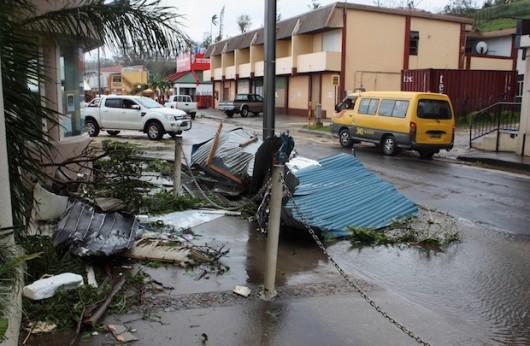 Vanuatu po cyklonie 13