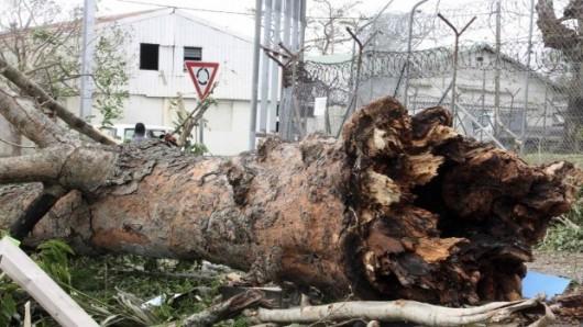 Vanuatu po cyklonie 16