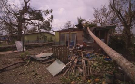 Vanuatu po cyklonie 18