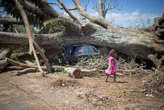 Vanuatu po cyklonie 19