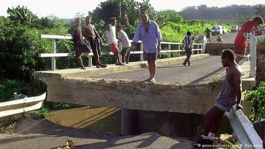 Vanuatu po cyklonie 20