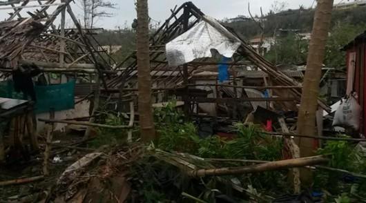 Vanuatu po cyklonie 22