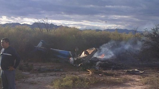 Argentina Helicopters Crash