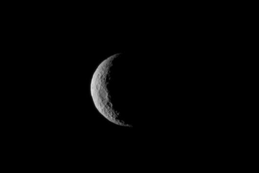 Zdjęcie Ceres z 1 marca. /NASA/JPL-Caltech/UCLA/MPS/DLR/IDA /
