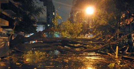 Argentyna - W Buenos Aires w kilka godzin spadło 25 lmkw deszczu 2