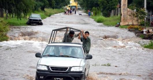 Argentyna - W Buenos Aires w kilka godzin spadło 25 lmkw deszczu