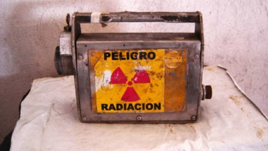 Cardenas, Meksyk - Skradziono promieniotwórczy iryd-192