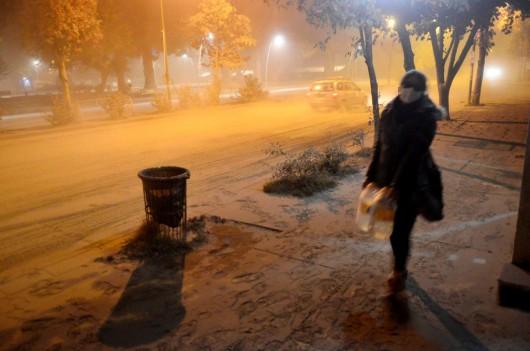 Chile - Wulkan Calbuco zasypuje popiołem okoliczne miasta 3