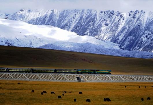 Chiny rozważają budowę linii kolejowej do Nepalu i tunelu pod Mount Everestem