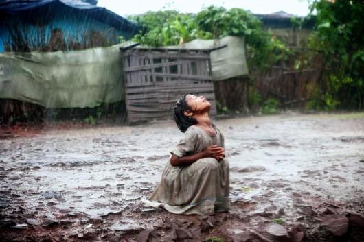 Izrael - Ulewny deszcz 3