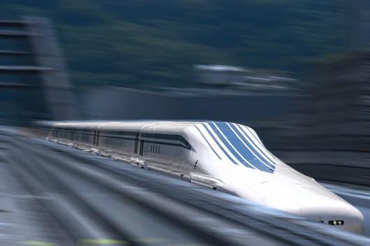 Japonia - Pociąg Maglev pobił światowy rekord prędkości