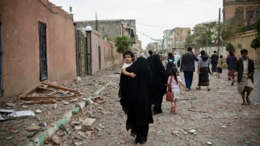 Katmandu, Nepal - Bardzo silne trzęsienie ziemi, magnituda 7.9 w skali Richtera 2