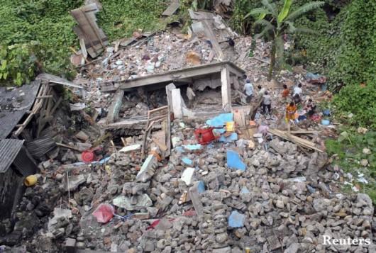 Katmandu, Nepal - Bardzo silne trzęsienie ziemi, magnituda 7.9 w skali Richtera 28