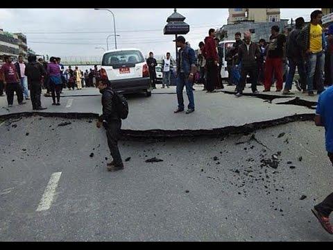 Katmandu, Nepal - Bardzo silne trzęsienie ziemi, magnituda 7.9 w skali Richtera 29