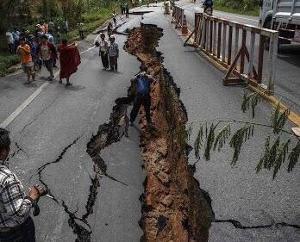 Katmandu, Nepal - Bardzo silne trzęsienie ziemi, magnituda 7.9 w skali Richtera 35