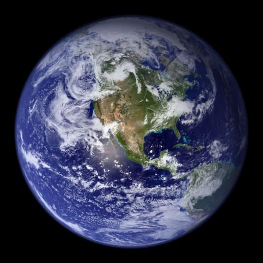 Nasza planeta w naturalnych barwach