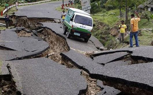 Nepal - Kolejne trzęsienie ziemi, magnituda 6.7 2