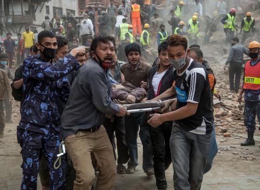 Nepal - Kolejne trzęsienie ziemi, magnituda 6.7 4
