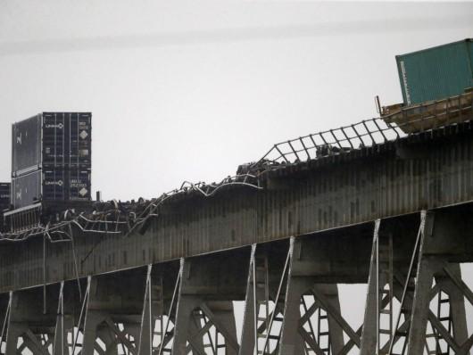Nowy Orlean, USA - Potężna burza pozbawiła prądu ponad 200 tysięcy gospodarstw domowych 3