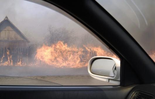 Rosja - Ogromne pożary na Syberii, w 38 miejscowościach spłonęło ponad 1200 domów 10